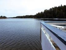 Água de Aechipelago Imagens de Stock Royalty Free