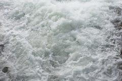 Água de agitação Foto de Stock