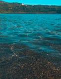 Água de Albano Lake Fotos de Stock