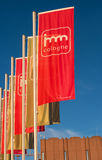 Água de Colônia, Alemanha - 22 de janeiro de 2017: água de Colônia da IMM - exposição internacional da mobília e do design de int Imagens de Stock Royalty Free