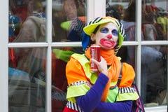 Água de Colônia de Carneval Fotos de Stock Royalty Free