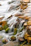 Água de conexão em cascata Fotos de Stock