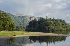 Água de Derwent Imagens de Stock Royalty Free