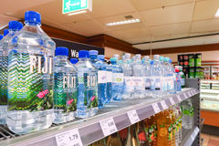 Água de Fiji foto de stock royalty free