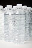 Água de frasco Foto de Stock