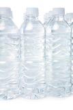 Água de frasco imagens de stock
