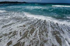 Água de mar Fotografia de Stock Royalty Free