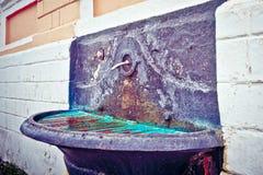 Água de mola Fotografia de Stock Royalty Free