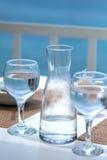 Água de refrescamento Foto de Stock Royalty Free