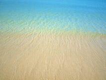 Água de turquesa Fotografia de Stock Royalty Free