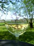 Água de vidro Imagem de Stock Royalty Free