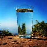 Água desobstruída Foto de Stock