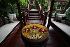 Água do jardim Imagens de Stock Royalty Free