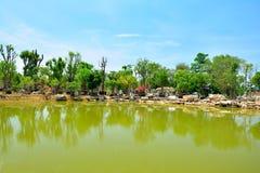 Água do jardim, Imagens de Stock Royalty Free