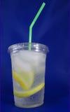 Água do limão Foto de Stock Royalty Free