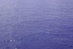 Água do oceano fotografia de stock