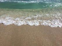 Água do oceano Fotos de Stock