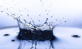 Água do respingo Fotografia de Stock Royalty Free