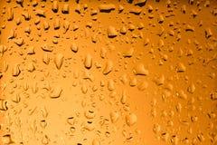 Água Dops Foto de Stock