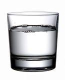 Água e Buble Imagem de Stock