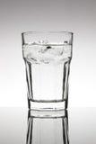 Água e gelo Foto de Stock Royalty Free