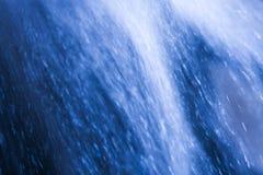 Água e gotas da água Imagem de Stock