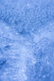 Água e gotas da água Imagens de Stock Royalty Free