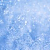 Água e gotas da água Fotos de Stock Royalty Free