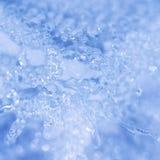 Água e gotas da água Foto de Stock Royalty Free