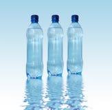 Água engarrafada Imagens de Stock