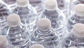 Água engarrafada genérica imagens de stock royalty free