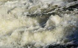 A água espirra Foto de Stock Royalty Free