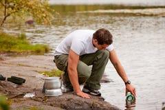 Água fresca Imagem de Stock