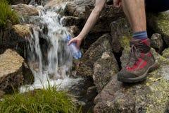 Água fresca saudável Imagens de Stock Royalty Free