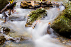 Água lisa Imagem de Stock