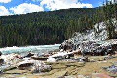 Água macia Imagens de Stock