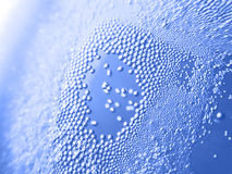Água mineral da bolha Fotografia de Stock Royalty Free