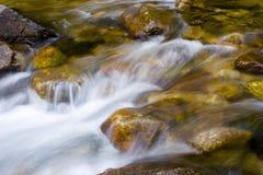 Água movente Foto de Stock