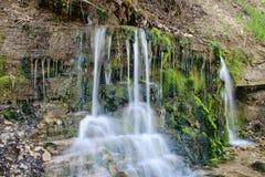 Água natural Fotos de Stock