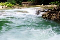 Água no córrego imagem de stock royalty free