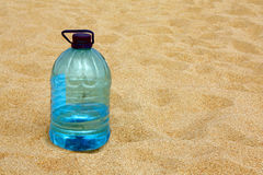 Água no deserto Fotografia de Stock Royalty Free