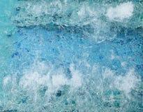 Água no Jacuzzi Foto de Stock