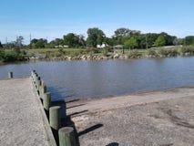 Água no parque Imagem de Stock Royalty Free