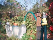 Água para jardinar fotografia de stock royalty free