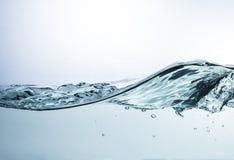Água pura Imagens de Stock Royalty Free
