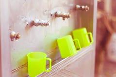 Água refrigerando Imagem de Stock