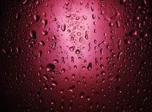 Água roxa Imagem de Stock Royalty Free