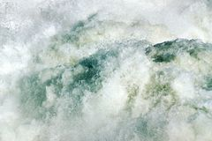Água selvagem, selvagem Foto de Stock