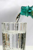 Água Sparkling Imagens de Stock Royalty Free