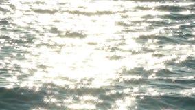 Água Sparkly com ondinhas vídeos de arquivo